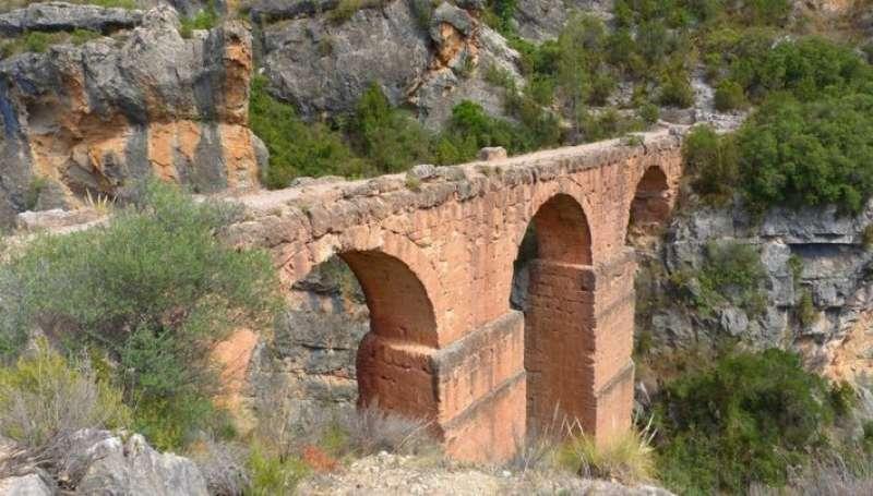 Acueducto de Chelva