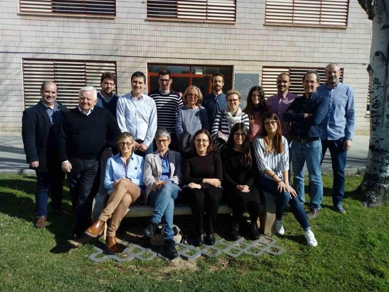 Miembros del proyecto
