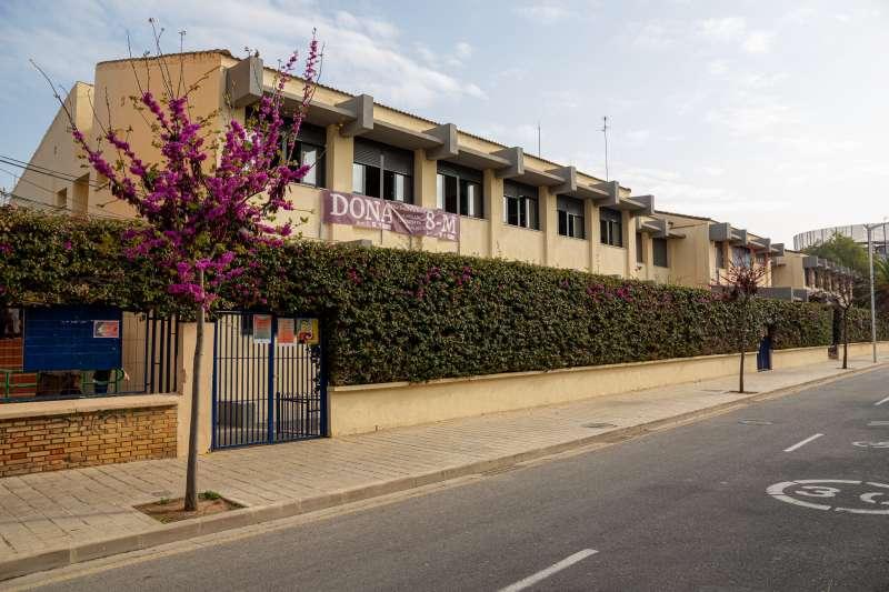 Colegio en Mislata. EPDA