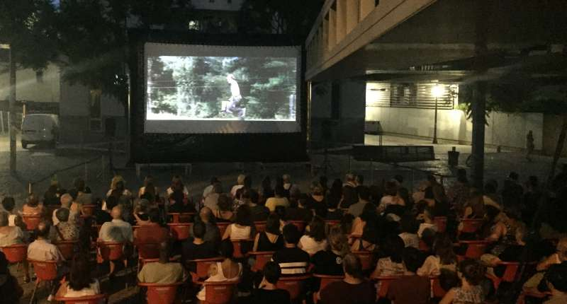 Cine de verano en el MUVIM.