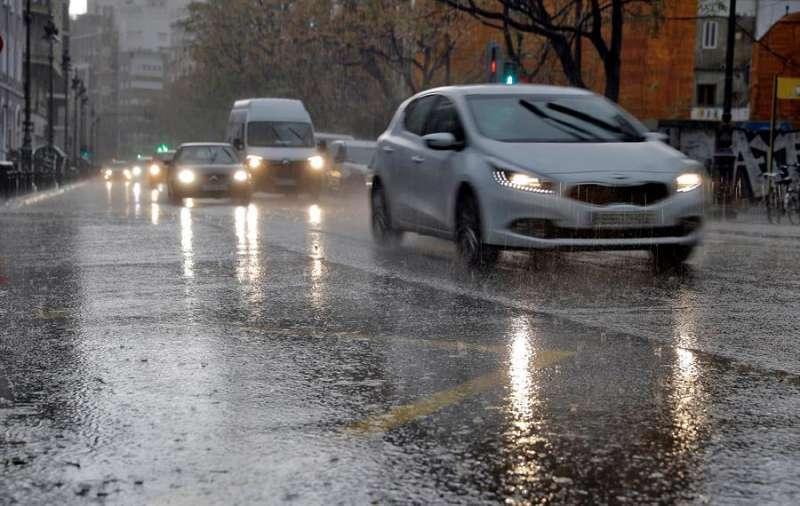 Las lluvias, las otras protagonistas del 2020 en la comarca