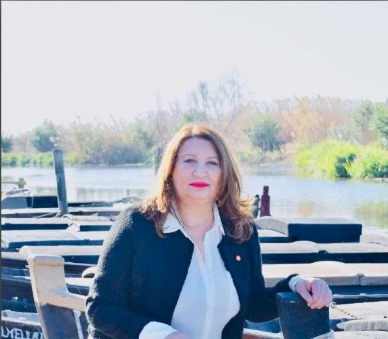 Marcela Tomás, concejala de Ciudadanos en Catarroja. EPDA