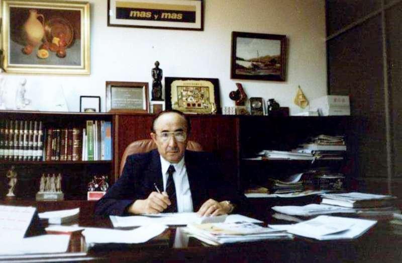 José Simón, hijo del fundador de la actividad