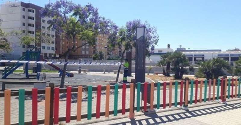 Parques infantiles de Vila-real