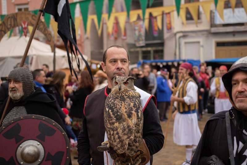 Alfafar, fira medieval. -EPDA