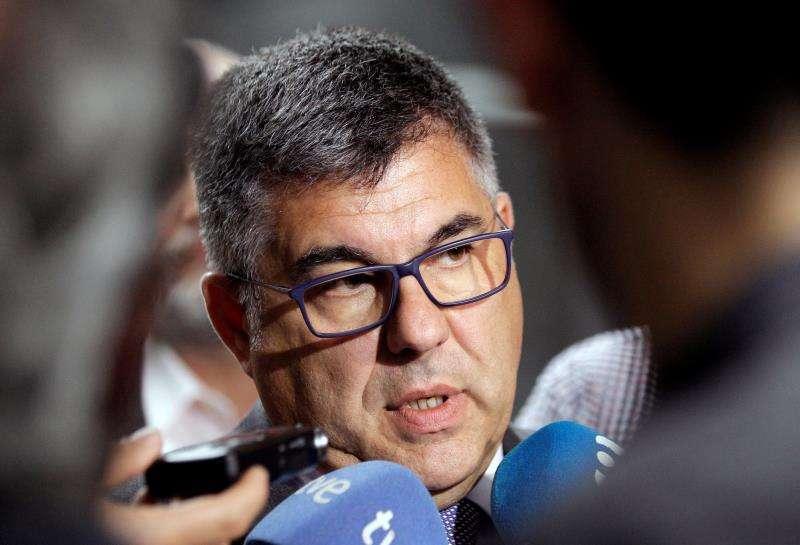 Juan Carlos Fulgencio. EFE/Archivo