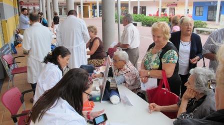 Imagen de las pruebas en Turís. FOTO: DIVAL