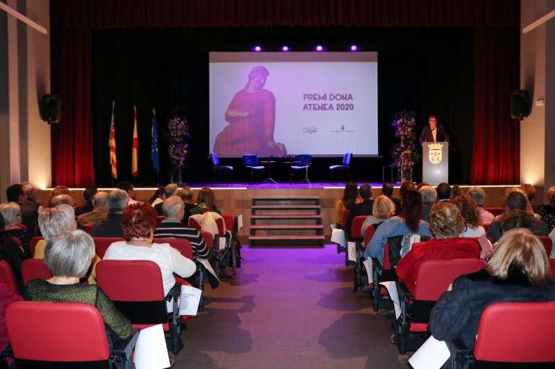Premis Dona Atenea 2020. EPDA