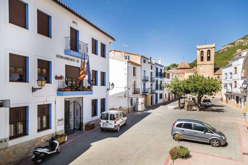 Ayuntamiento de Titaguas. / EPDA