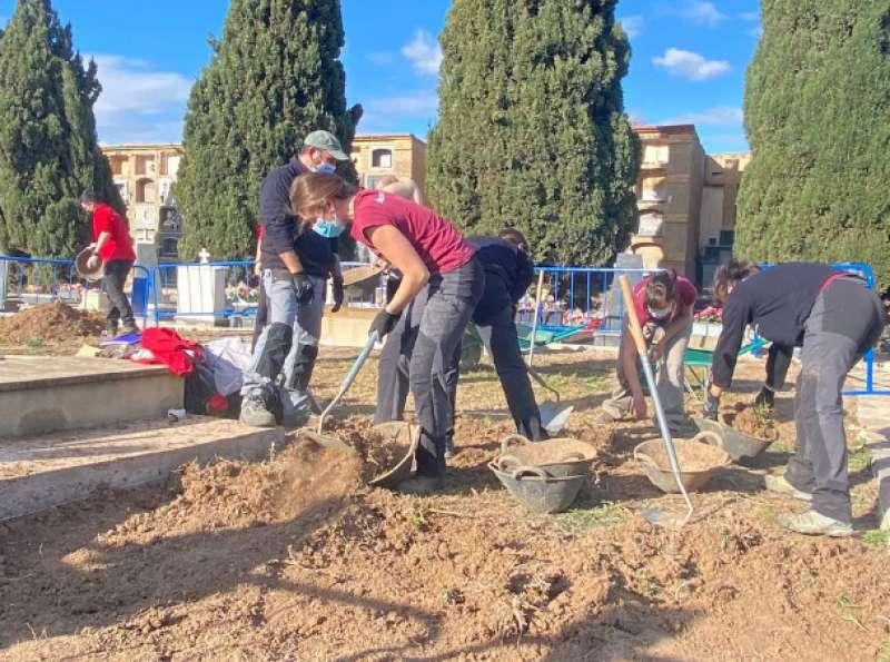 Exhumación/EPDA