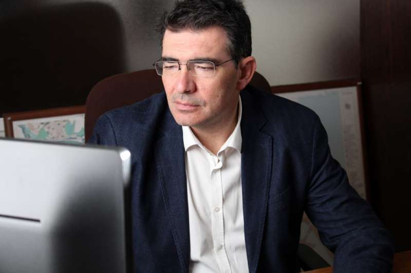 Narciso Estellés, concejal de Ciudadanos. / EPDA