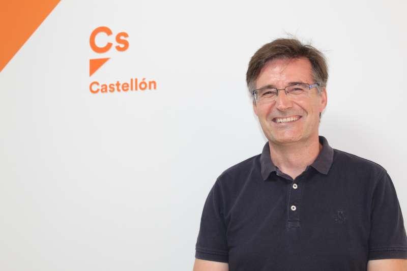 El portavoz de Ciudadanos en el Ayuntamiento de La Vall d