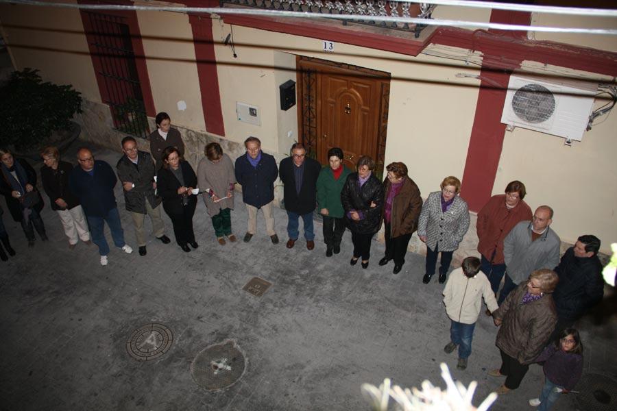 Algunos de los participantes en Albalat dels Tarongers. FOTO EPDA