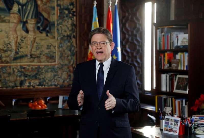 Ximo Puig. EPDA.