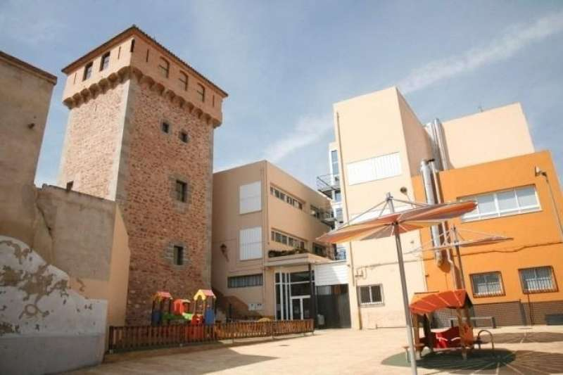 Colegio San Antonio Abad de Gilet