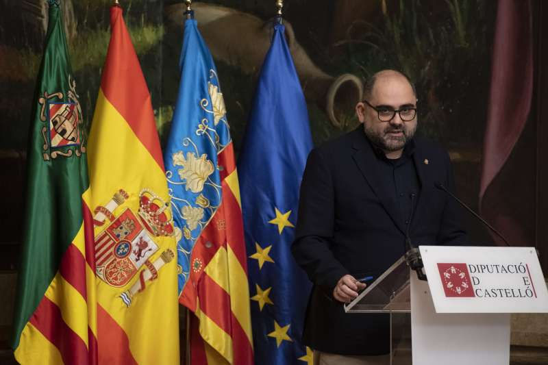 Pau Ferrando, diputado de Promoción Económica