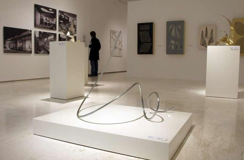 El Museo de Arte Contemporáneo de Alicante. EFE