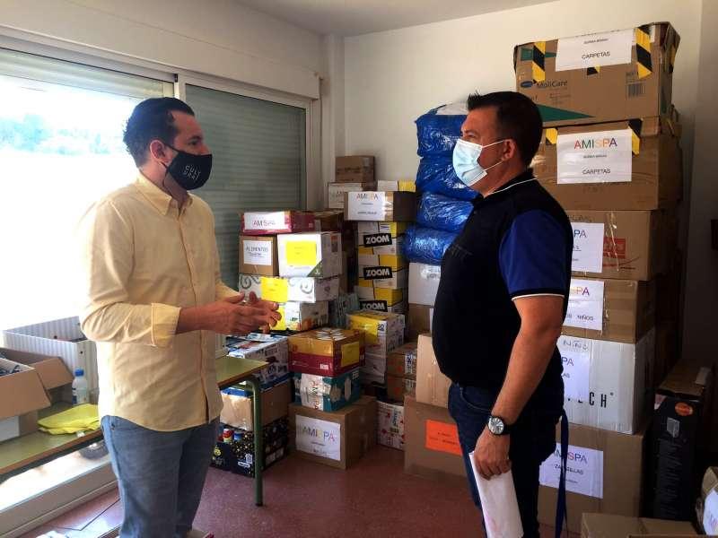 Proyecto solidario y educativo/EPDA