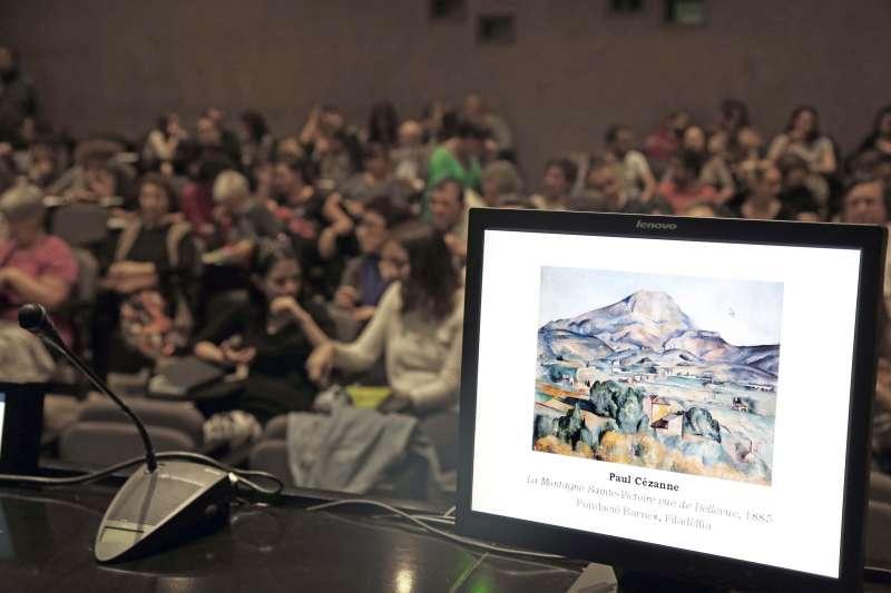 Curso del IVAM sobre arte contemporáneo. EPDA