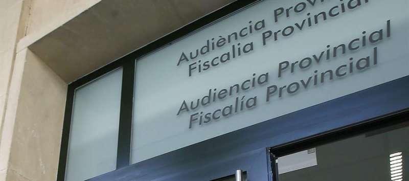 Imagen de la Audiencia provincial de Alicante.