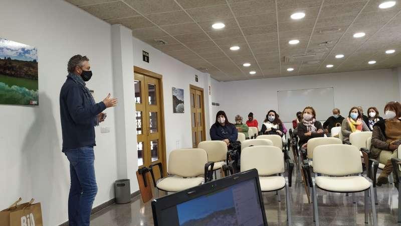 Curso de formación en Villanueva de Viver