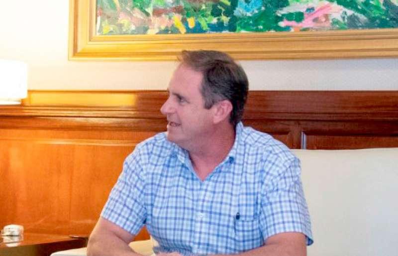 Sergio Fornas alcalde de Montán