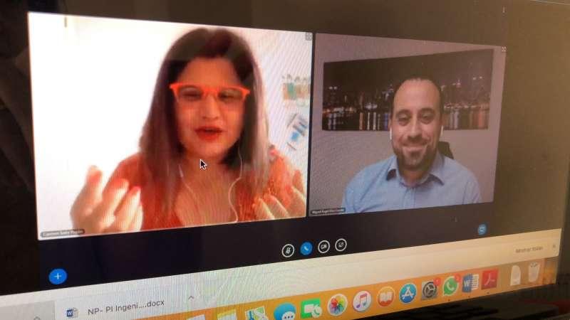 Encuentro online con la participación de expertos. EPDA