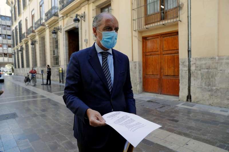 El expresident de la Generalitat, Francisco Camps.