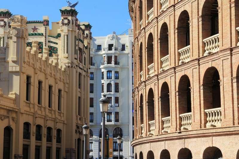 Calles de Valencia / EPDA
