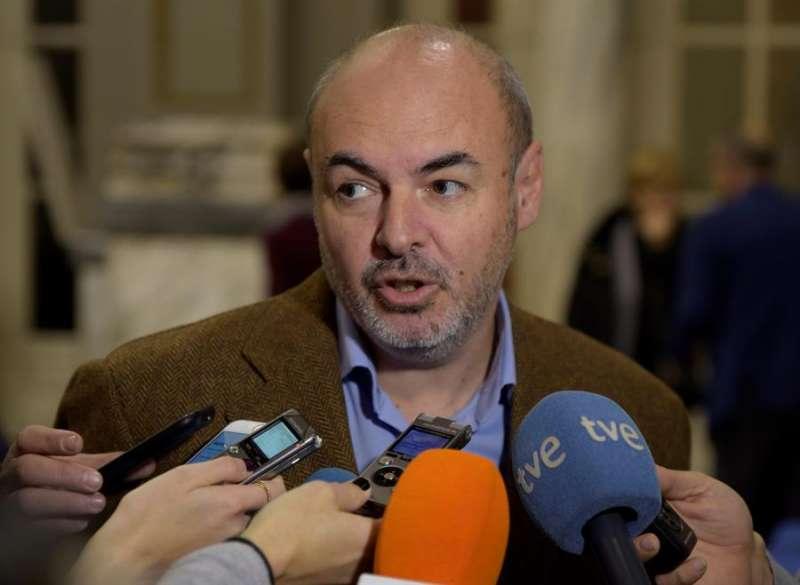El ex alto cargo de la Generalitat y exconcejal de València Eusebio Monzó (PP). EFE