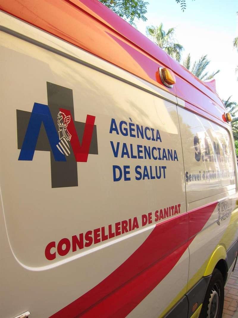 Ambulancia. Archivo / EPDA