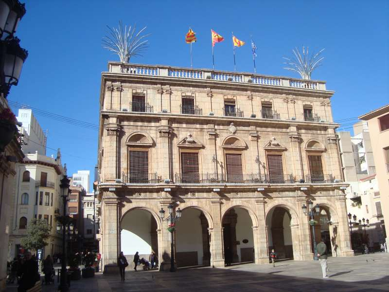 Ayuntamiento de Castelló. EPDA