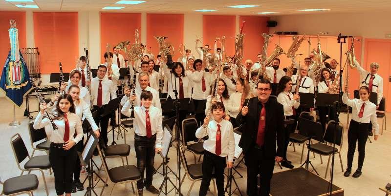 La Banda Juvenil de la Unión Musical Porteña. EPDA