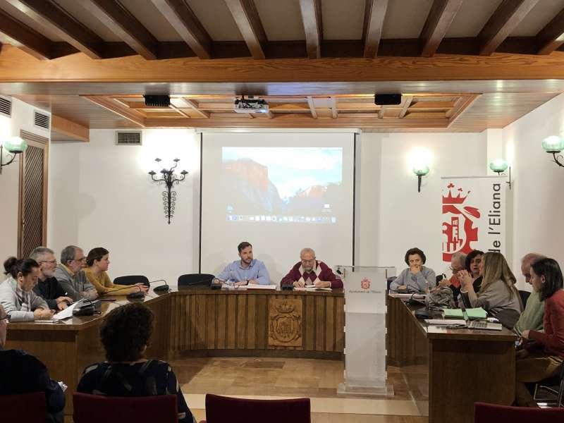 Consejo de Participación Ciudadana. / EPDA