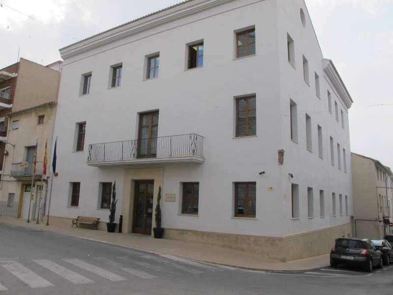 Foto archivo Ayuntamiento Olleria
