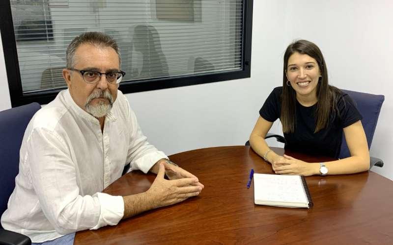 José Vicente Escobar y María Jiménez