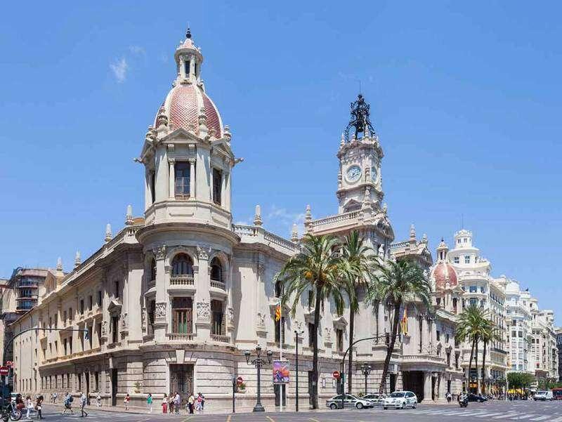Foto archivo Ajuntament València