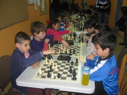 Marc Carbonell disputando una partida. Foto: EPDA.