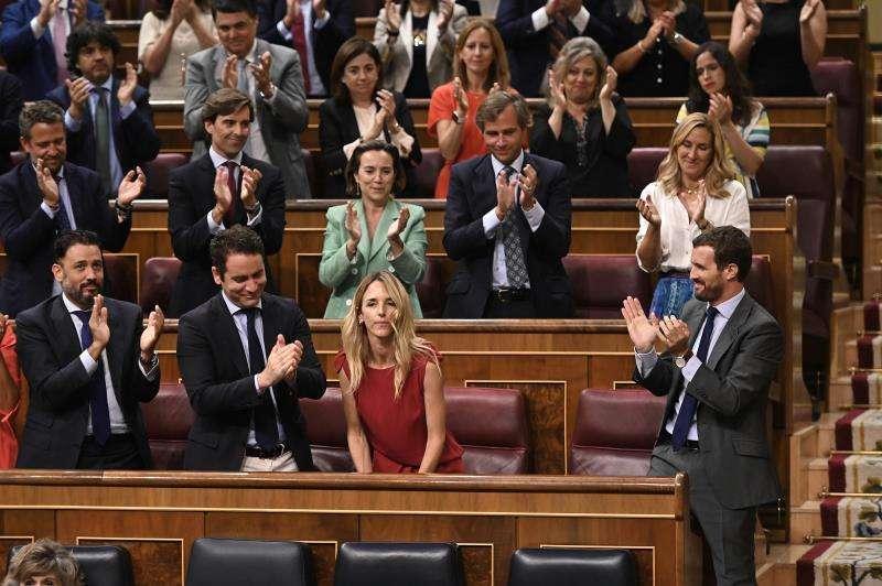 Cayetana Álvarez, del PP.- EPDA