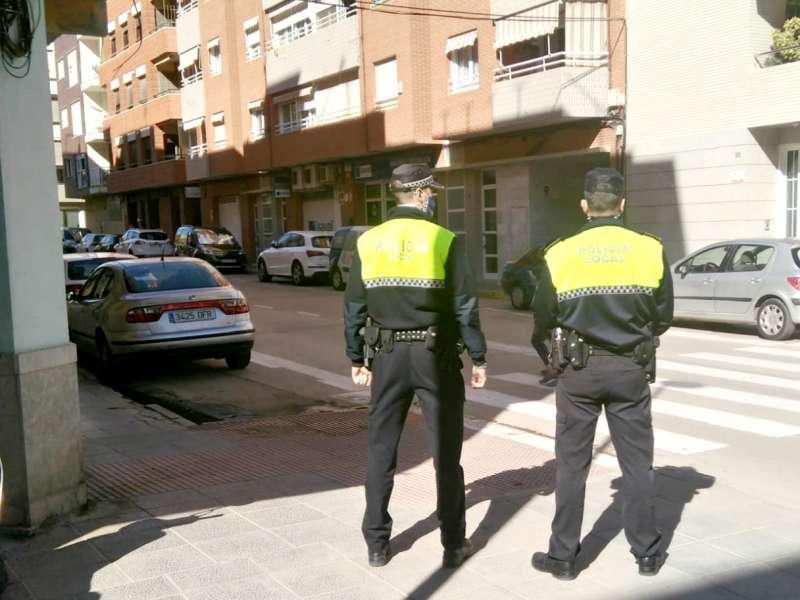 Policía Local de Benicarló