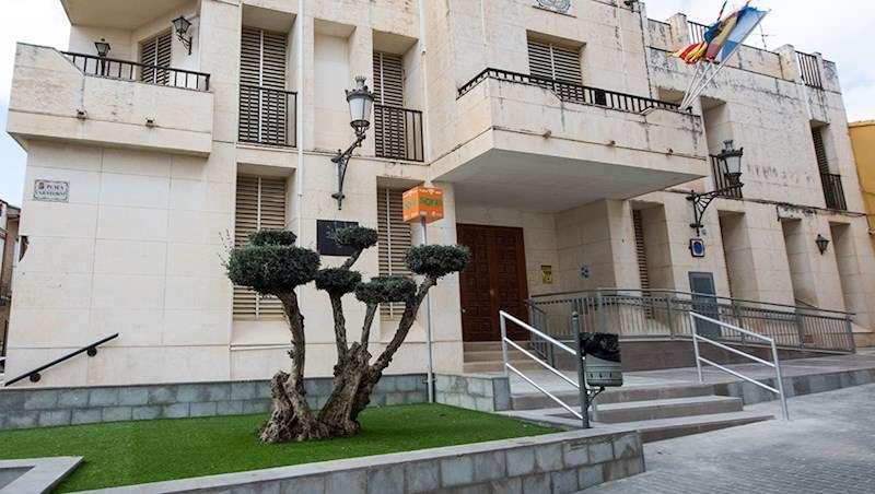 Ayuntamiento de Benissanó, en una imagen compartida por la institución en su web.