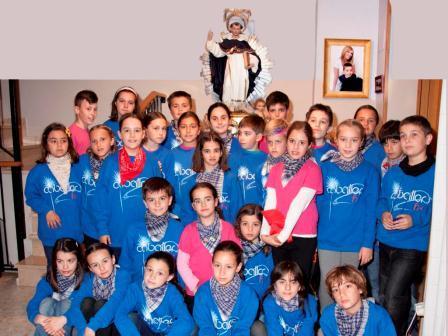 Los Clavarios de Sant Vicent Ferrrer 2014 de Moncada.