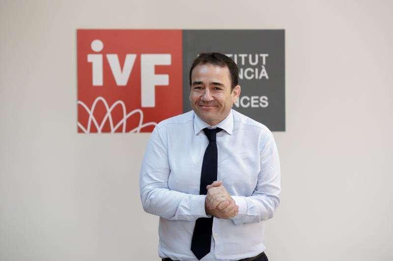 El director general de Instituto Valenciano de Finanzas, Manuel Illueca. EFE