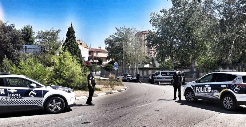 Policía Local de Paterna