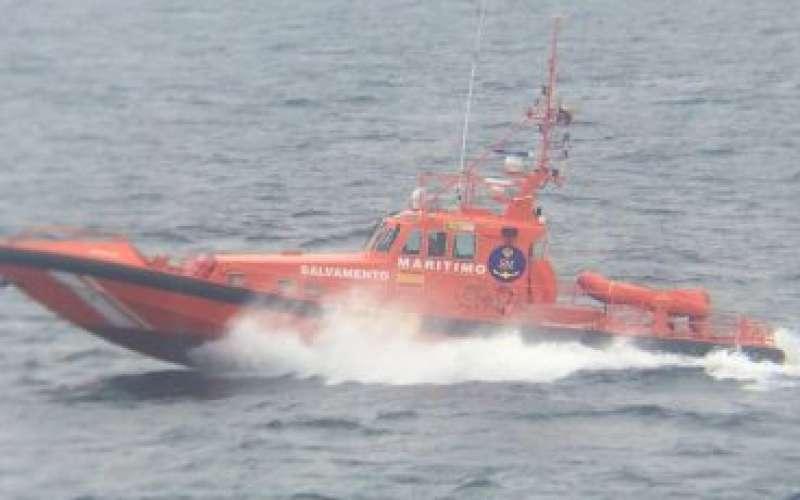 Salvamento marítimo. EPDA
