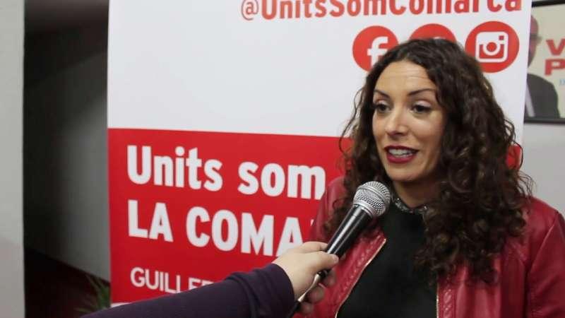 Candidata del PSOE de Alfafar, Noelia Garcia