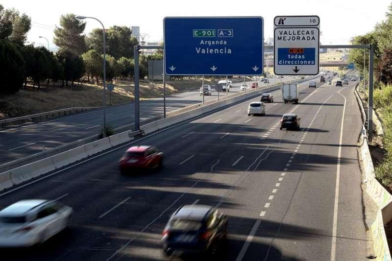 Una carretera en una imagen de archivo. EPDA