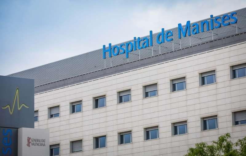 Imagen archivo del Hospital de Manises.- EPDA