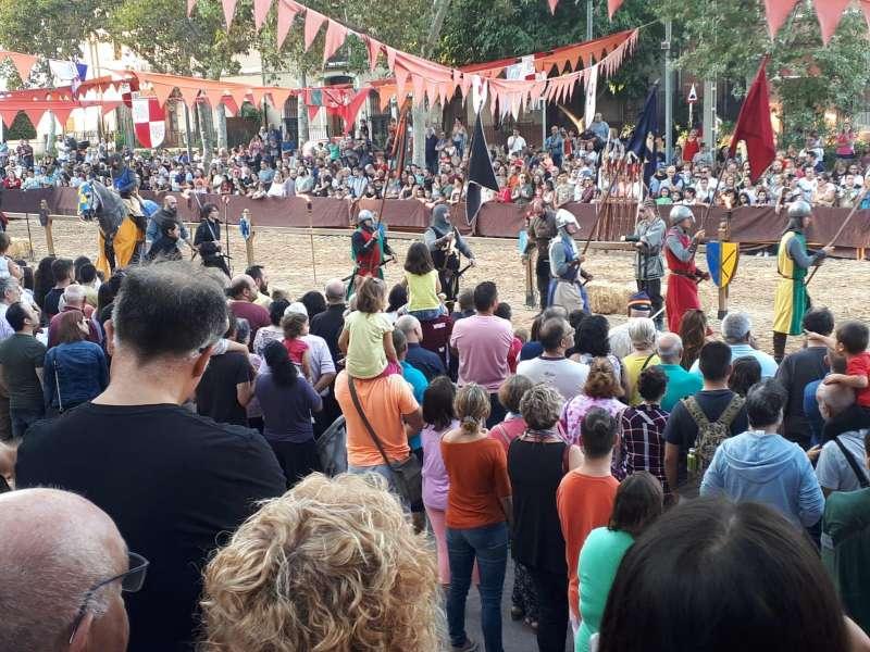 El evento registró una alta participación por parte de vecinos y visitantes. / EPDA