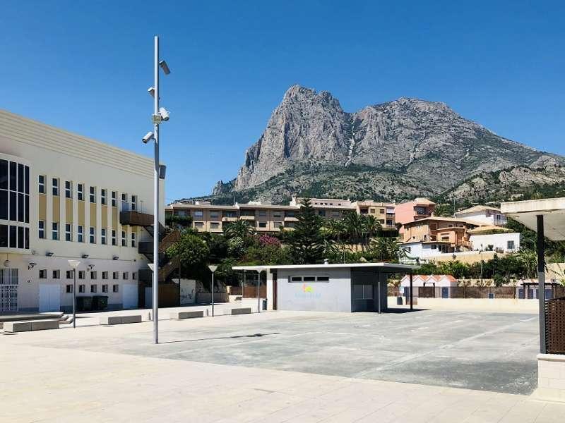 Plaza Unión Europea/EPDA